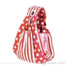 【ohoh-mini 孕婦裝】輕鬆揹心貼心系列-背袋- (水玉紅)