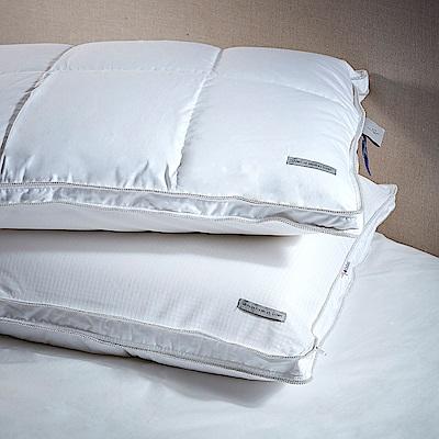 Ks-索菲特-鵝絨記憶枕