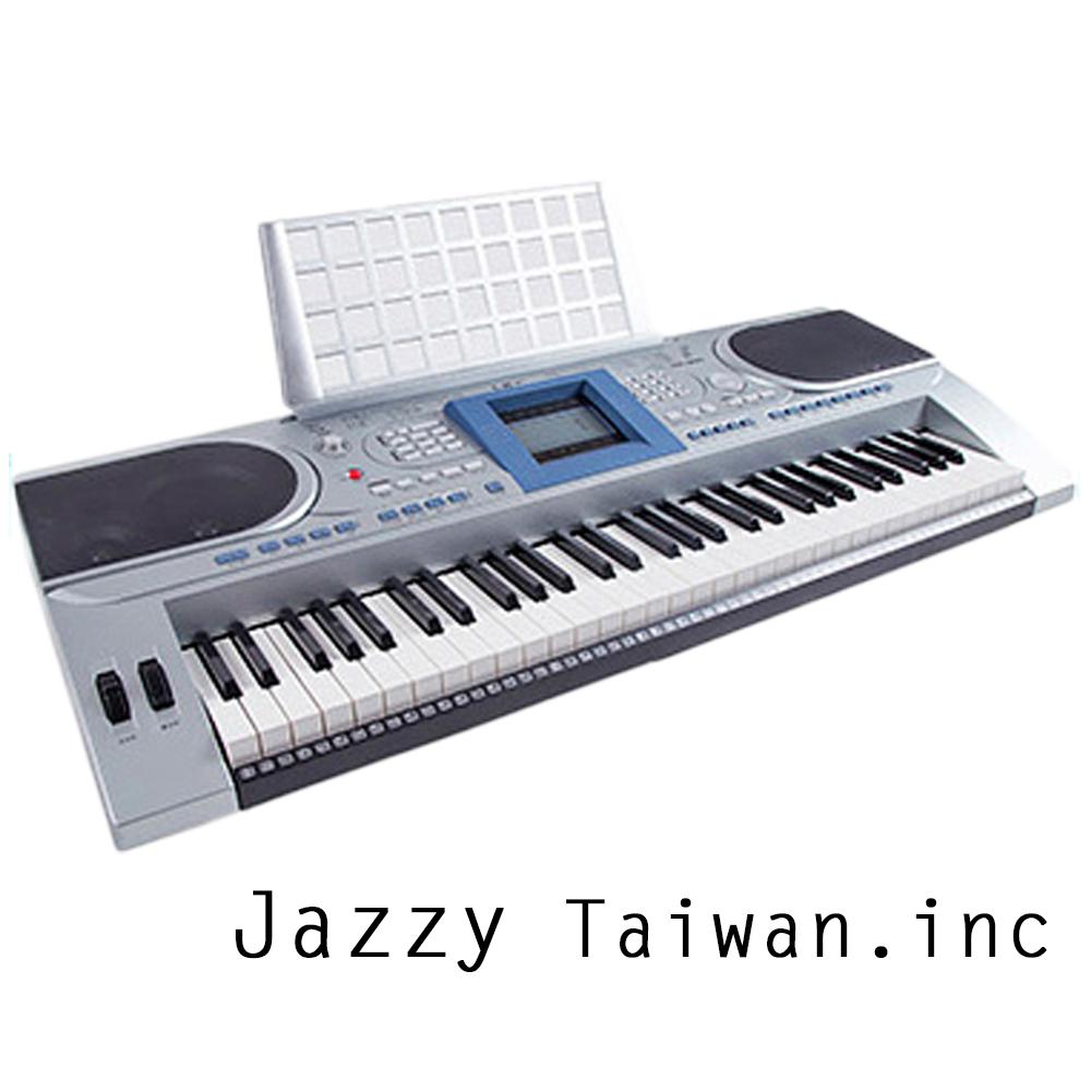 JAZZY JZ-618 MIDI電腦編輯 彈奏兩用 61鍵 電子琴 延音踏板 電鋼琴厚鍵