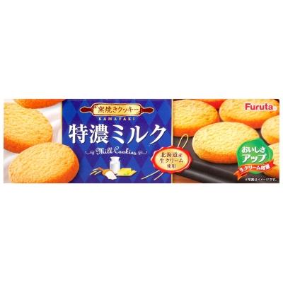 Furuta 特濃牛奶餅乾(80.4g)