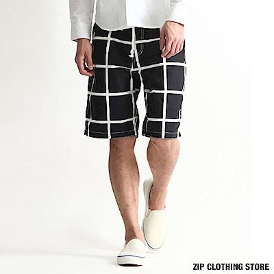 夏日海灘褲附收納袋(18色) ZIP日本男裝