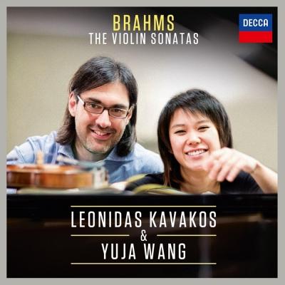 布拉姆斯/小提琴奏鳴曲(1CD)
