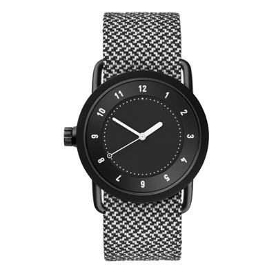 TID Watches No.1 Black TID-W100-36-GN/36mm