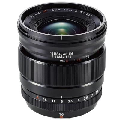 FUJIFILM XF 16mm F1.4 R WR 鏡頭 平行輸入