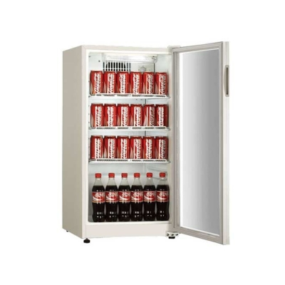 Haier海爾110L直立式飲料冷藏櫃(HSC-110)