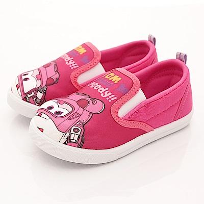 SUPER WINGS 蒂蒂休閒鞋款 SE3611桃(中小童段)T2