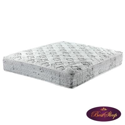 倍斯特手工名床-三線雙面EQ蠶絲五段式獨立筒(5尺標準雙人)