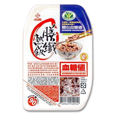 《南僑》健字號即食免煮健康膳纖熟飯 (200g/盒)-31盒入