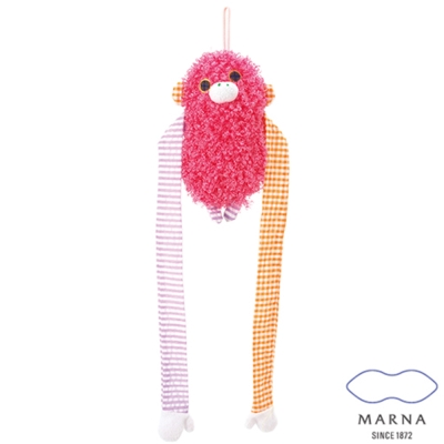 MARNA 動物造型刷背澡巾