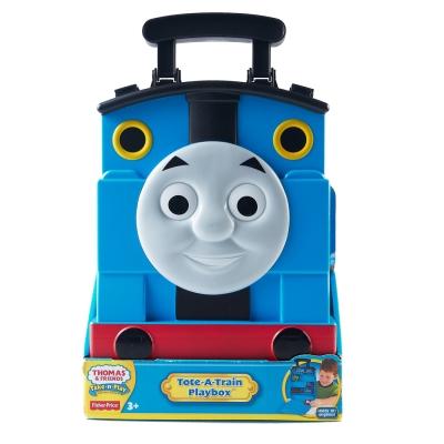 湯瑪士 帶著走系列-小火車收納盒(3Y)