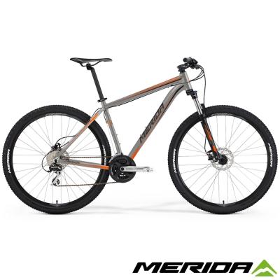 《MERIDA》美利達歐洲款 中大輪徑登山車 Big Seven 20D 灰