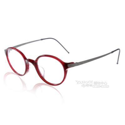 JULIO眼鏡 完美工藝/紅#COPENHAGEN RED