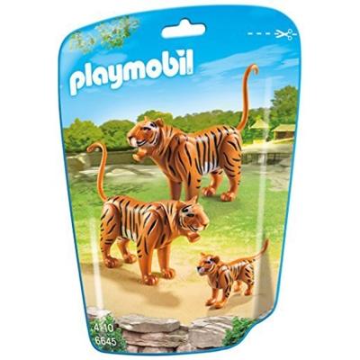 playmobil-可愛老虎