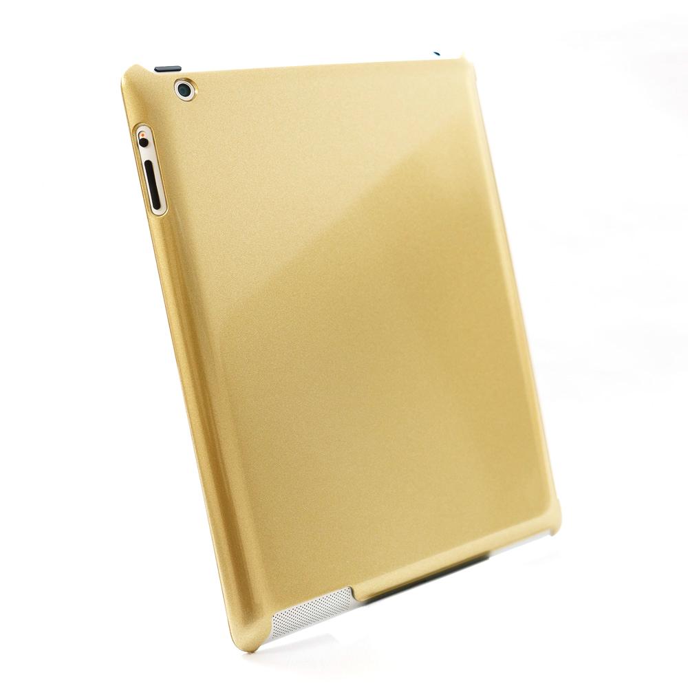 (買一送一)ELECOM New iPad硬殼套-光澤系列