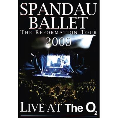 史班杜.芭蕾 - O2現場演唱會 DVD
