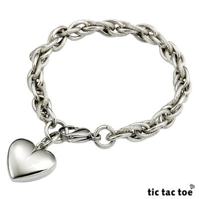 【tic tac toe】愛情主義 女手鍊