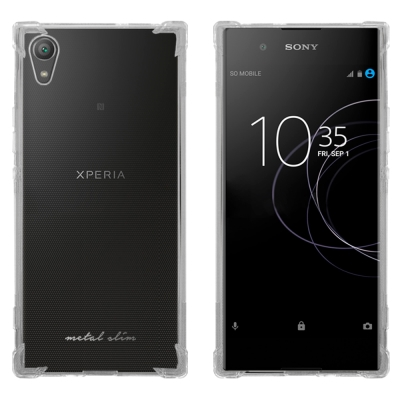 Metal-Slim SONY Xperia XA1 Plus 強化防摔抗震空壓...
