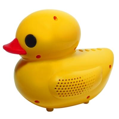 小鴨造型MP3插卡式多媒體音箱(GSL-9059)