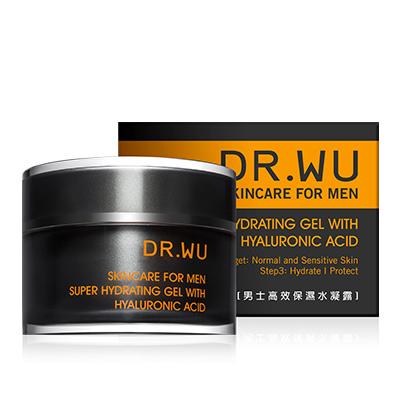 DR.WU男士高效保濕水凝露50ML