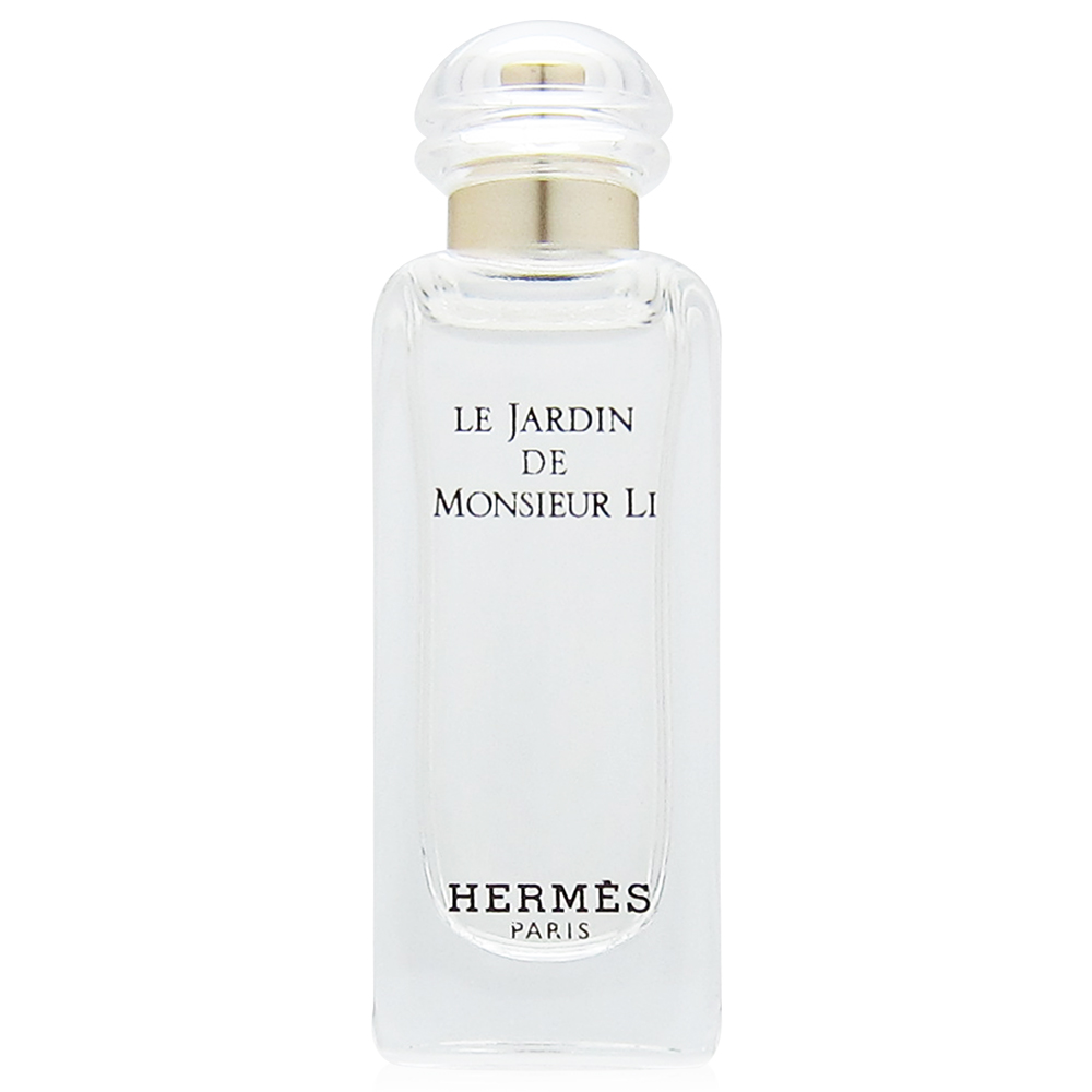 HERMES愛馬仕  李先生花園淡香水7.5ml 無盒版 隨機針管香水一份