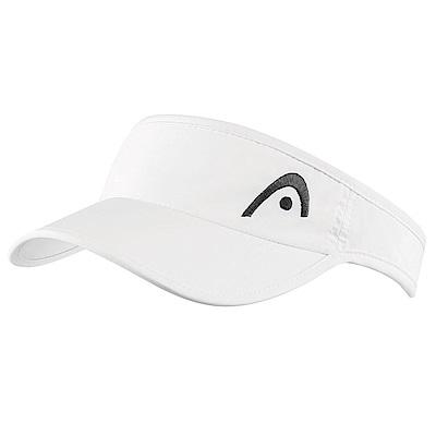 HEAD奧地利 專業級 女性遮陽帽/頂空帽-白 287036