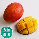 【果物配-任699免運】愛文芒果600g.友善農法(2~4顆)