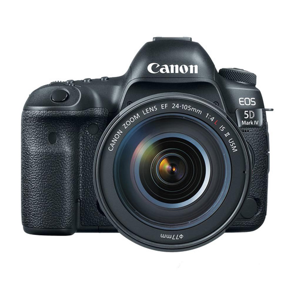 CANON 5D Mark IV+24-105mm f/4L II 單鏡組*(平輸中文)