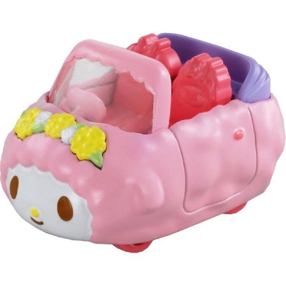 任選TOMICA DREAM 夢幻美樂蒂小綿羊TM82893 多美小汽車