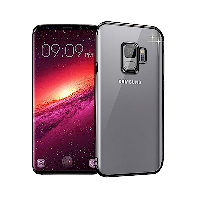 AISURE for 三星 Samsung Galaxy S9 唯美優雅透視保護...