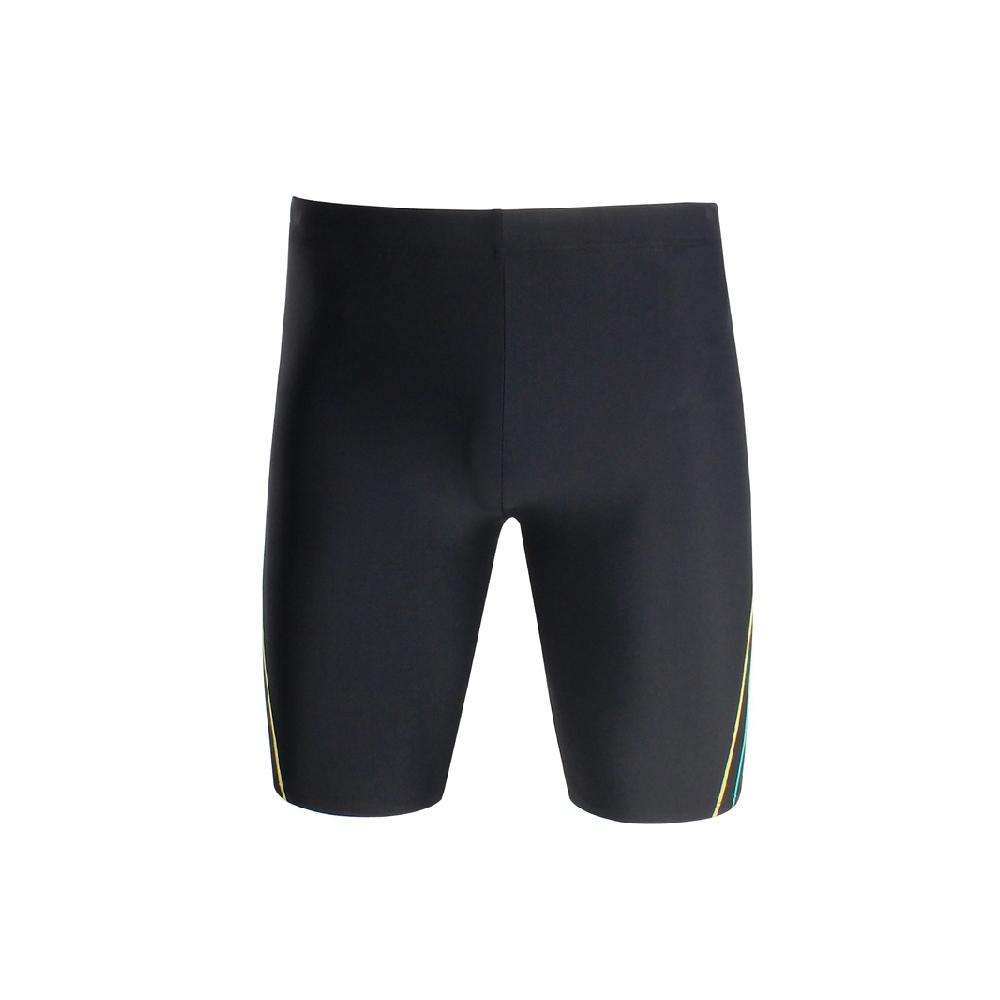 Biki比基尼妮泳衣   線流條男泳褲大人泳褲(M-2XL)