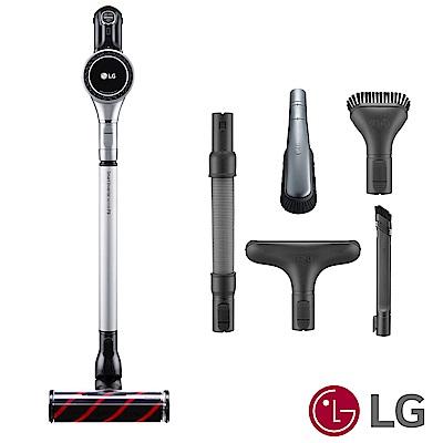LG A9BEDDINGX (銀) 手持無線吸塵器