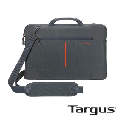 Targus Bex III 薄型手提側背包(烏木黑/15.6 吋筆電適用)