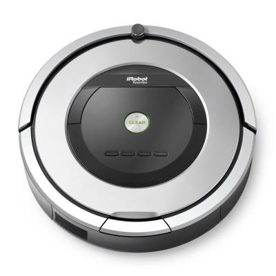 美國-iRobot-自動清掃機器人吸塵器-Room