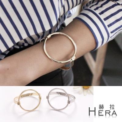 Hera 赫拉 幾何圓形手環/手鐲(二色)