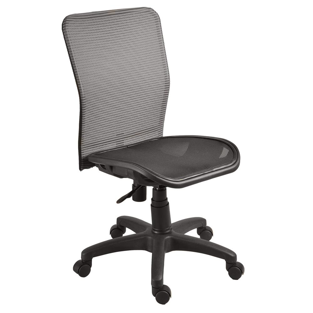 【凱堡】艾妮維亞全網無扶手電腦椅/辦公椅(4色)