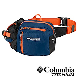 Columbia哥倫比亞 男女-鈦2L腰包-深藍色 UUU12260NY