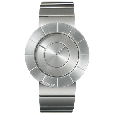 ISSEY MIYAKE TO系列極簡手錶(SILAN001Y)-銀/38mm