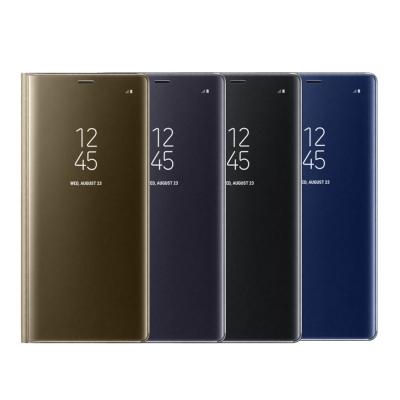 Samsung Galaxy Note 8 原廠全透視感應皮套(立架式)