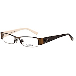 PLAYBOY 光學眼鏡 (古銅色)PB82045