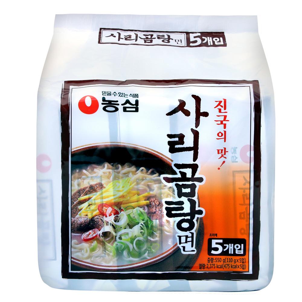 農心 清燉牛肉湯麵(550g)