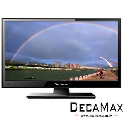 DECAMAX 15.6吋數位LED顯示器+數位視訊盒 DM-156GT