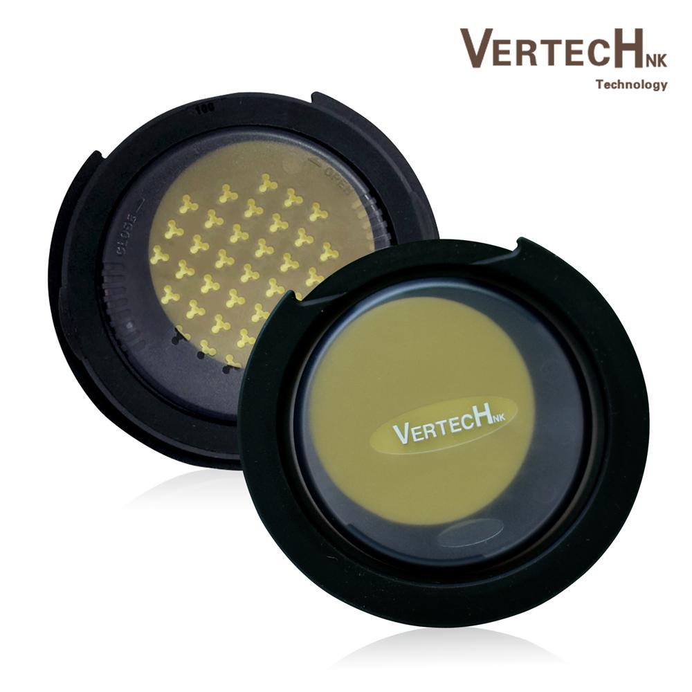 Vertech 木吉他專用 除濕/加濕/防迴授 音孔蓋(黑色)(SM-20)