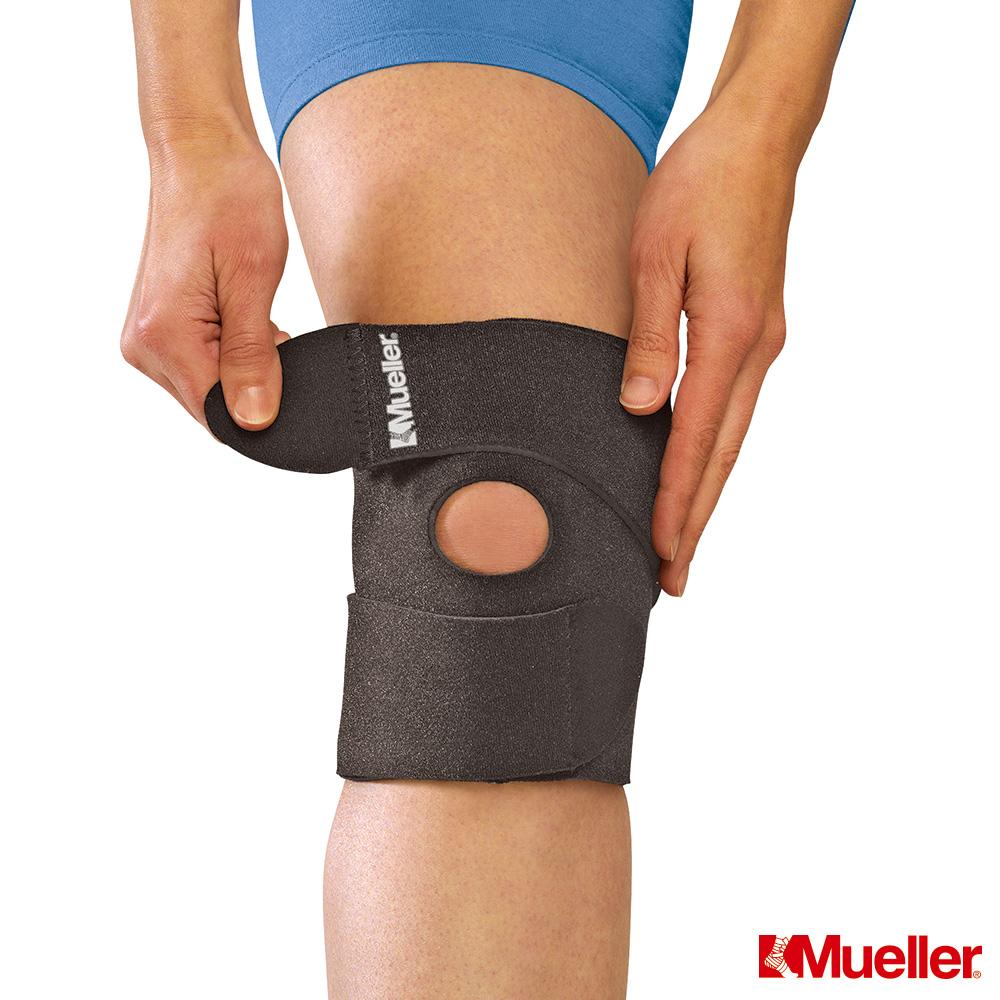 MUELLER慕樂 可調式簡易膝關節護具 護膝(MUA58677)