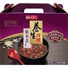 泰山養生珍饌-紫米薏仁粥禮盒255g(12入)