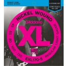D'Addario EXL170-5 貝斯五弦套弦