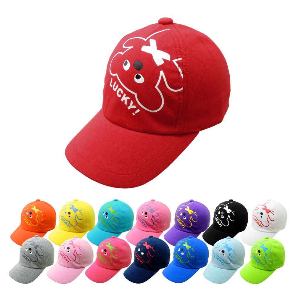 WHY AND 1/2 普普熊棒球帽 多色可選