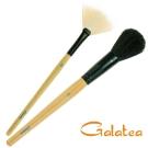 GALATEA葛拉蒂彩顏系列- 羊毛扇形餘粉刷+腮紅刷