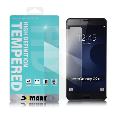 XM Samsung Galaxy C9 Pro 耐磨防指紋玻璃保護貼-非滿版