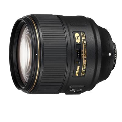 Nikon AF-S NIKKOR 105mm f/1.4E ED鏡頭*(平行輸入)