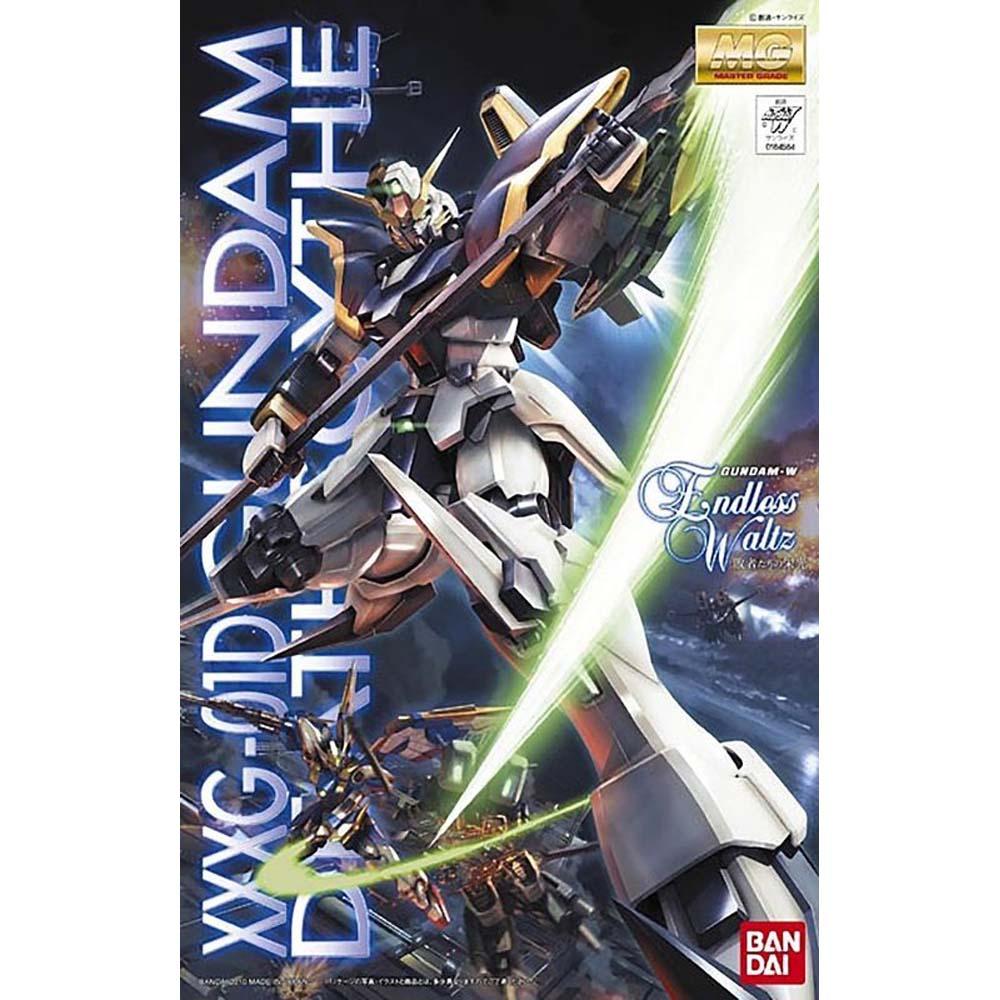 BANDAI 新機動戰記鋼彈W劇場版 無盡的華爾滋MG 1/100死神鋼彈 EW版